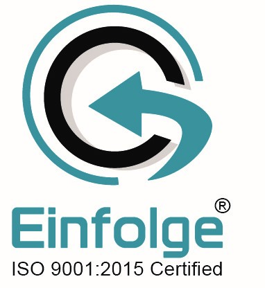 Einfolge got its Trademark Approved